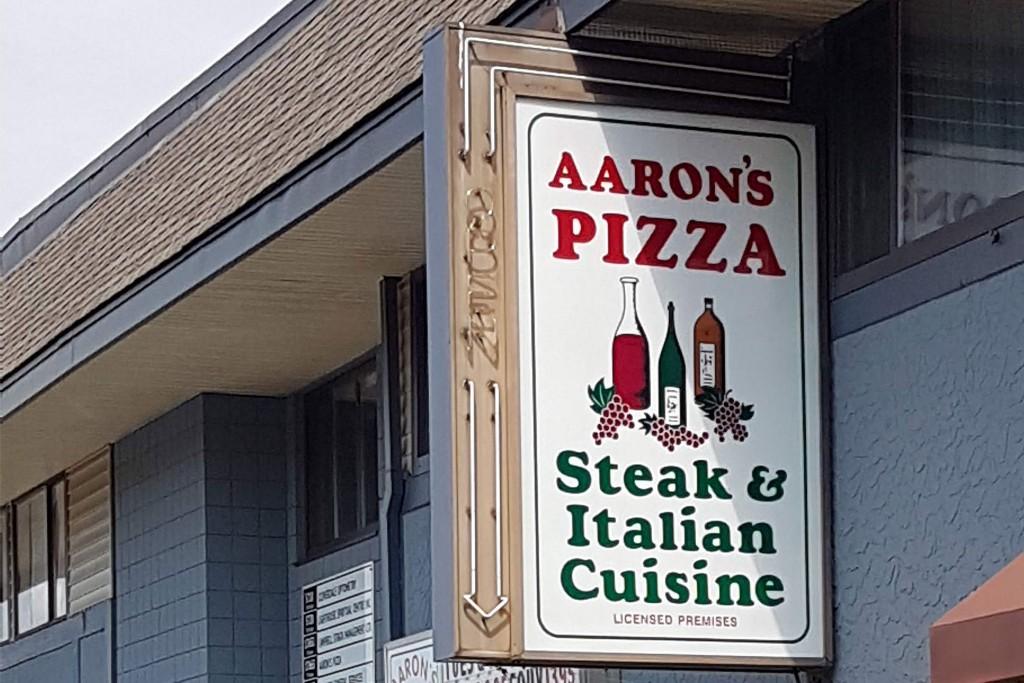 Aaronspizza