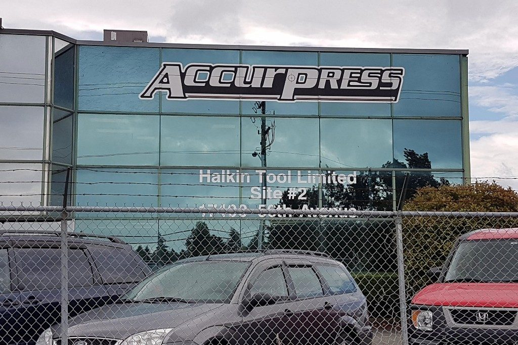 Accurpress Tooling Systems