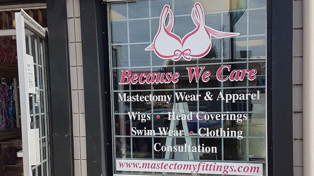 Because We Care Mastecomy Wear & Apparel