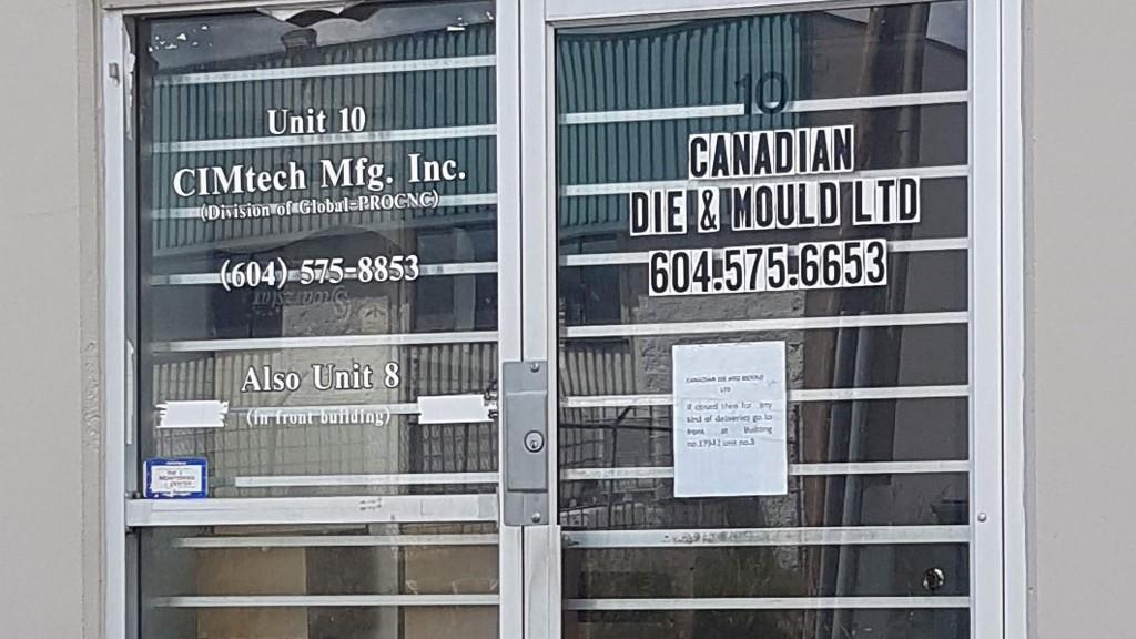 canadiandienmould