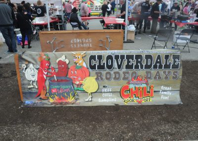Cloverdale BIA Chilli Cook Off