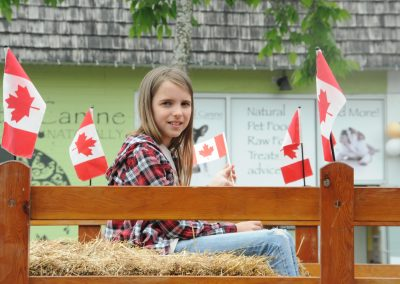 Cloverdale Rodeo Parade