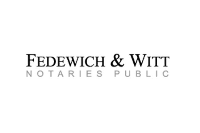 Fedewich & Witt