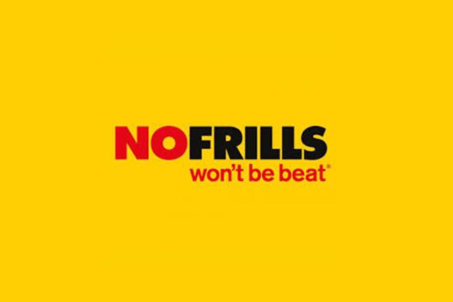 No Frills Supermarket Cloverdale