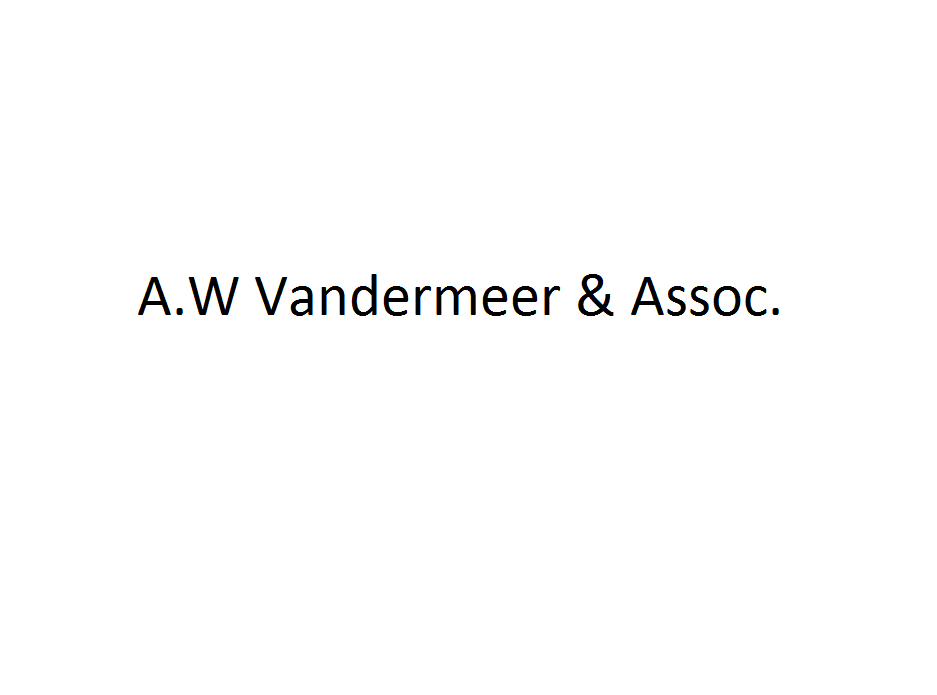 A.W Vandermeer & Assoc.