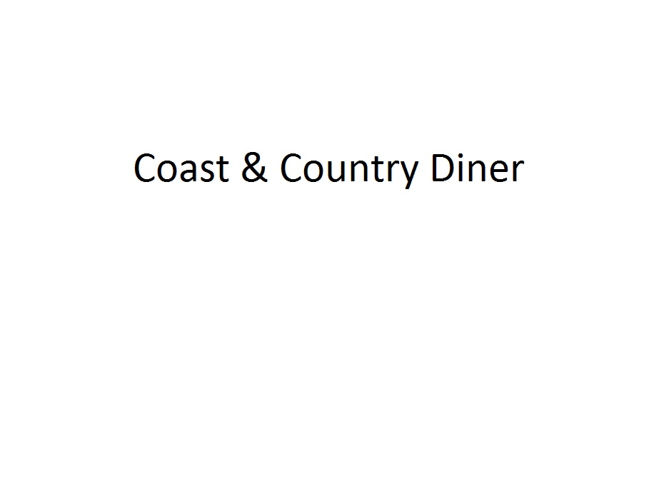 Coast & Country Diner