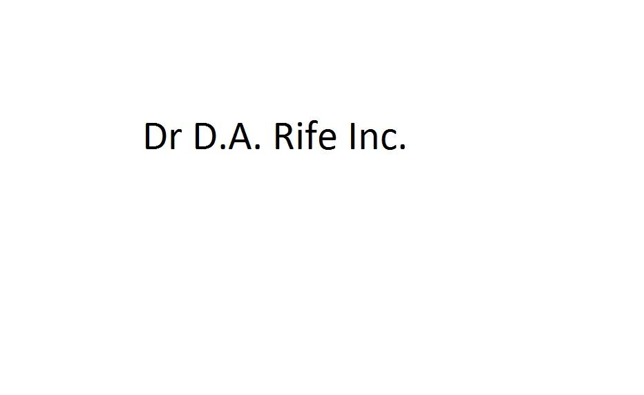 Dr D.A. Rife Inc.
