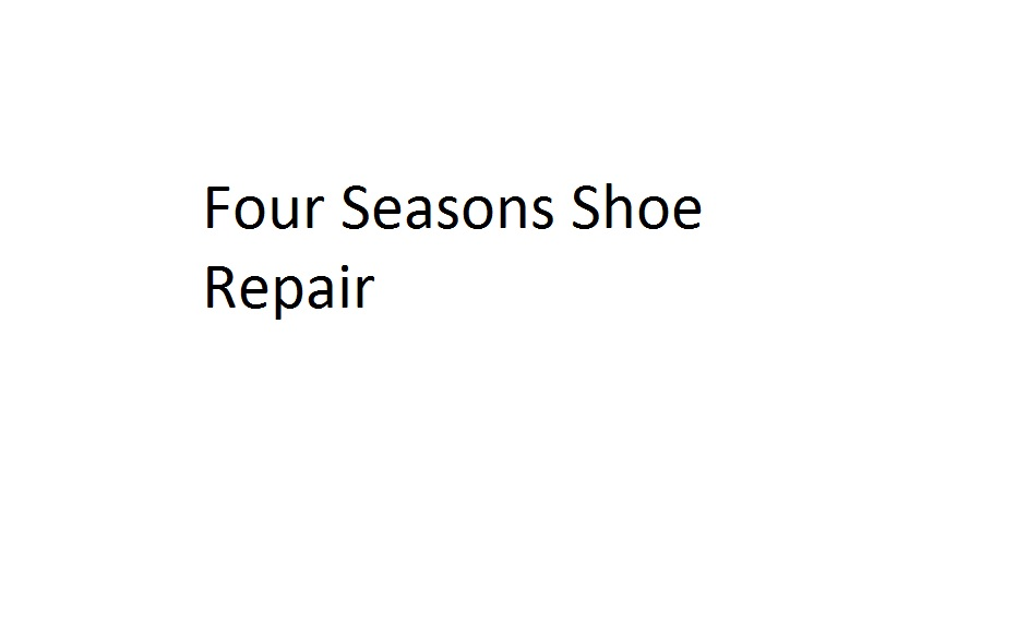 Four Seasons Shoe Repair