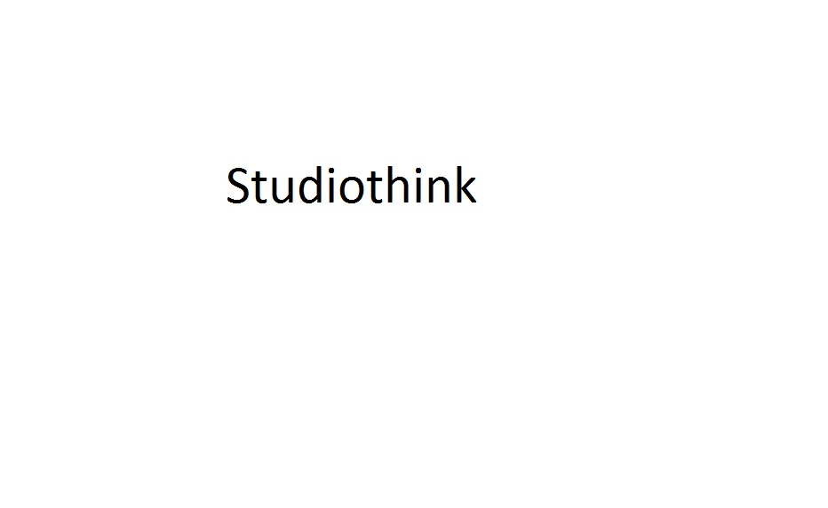 Studiothink
