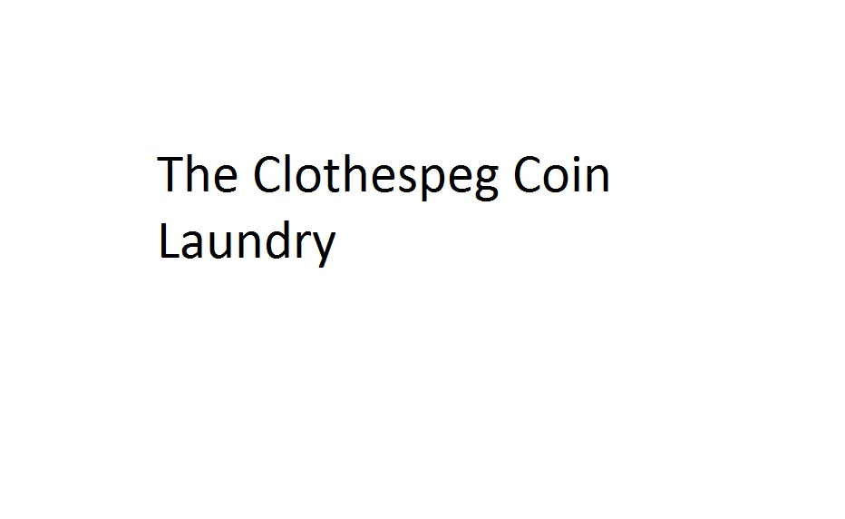 The Clothespeg Coin Laundry