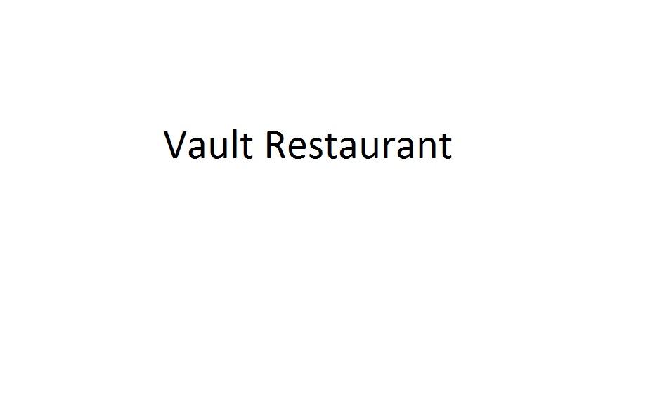 Vault Restaurant