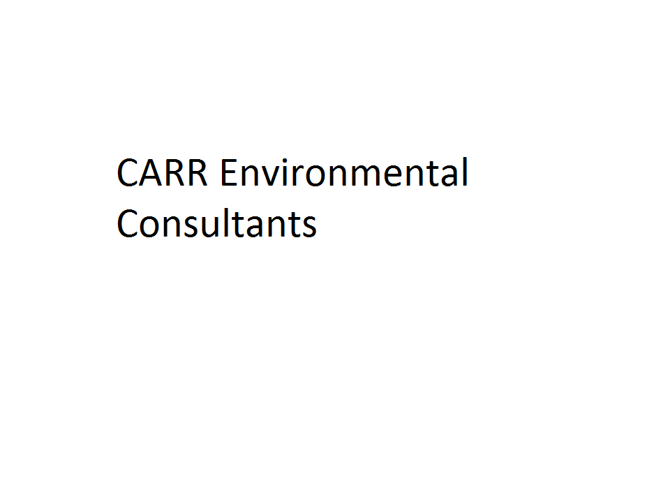 CARR  Environmental Consultants