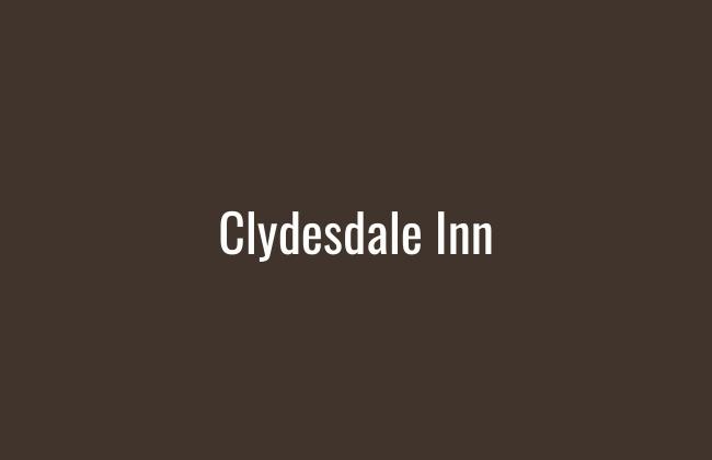 Clydesdale Inn
