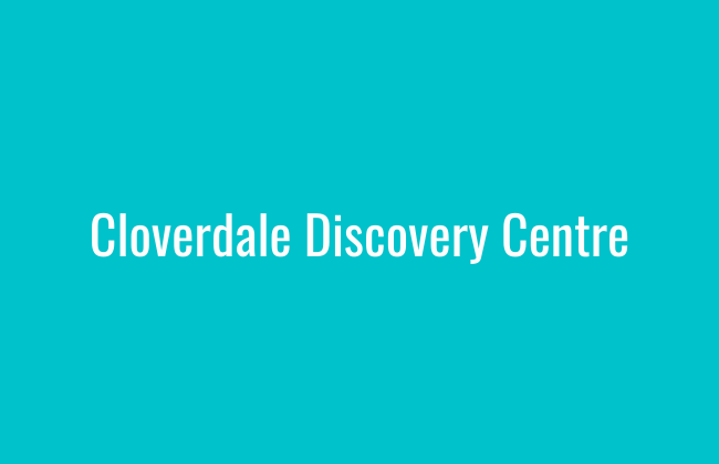 Cloverdale Discovery Centre