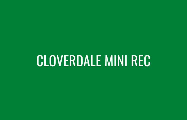 Cloverdale Mini Rec Center