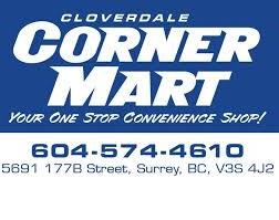 Cloverdale Corner Mart