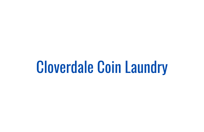 Cloverdale Coin Laundry