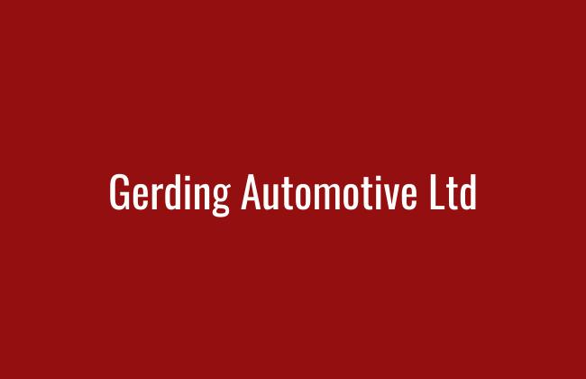 Gerding Auto